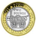Uk 2 pound coin